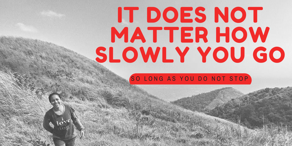 xit does not matter how slowly you go_shawi_cortez